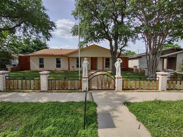 5057 Roberts Drive, The Colony, TX 75056 (MLS #14635916) :: NewHomePrograms.com