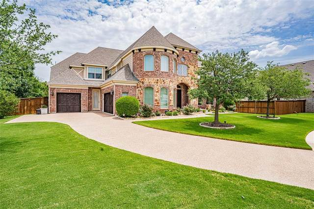 1501 Mossycup Court, Keller, TX 76248 (#14635927) :: Homes By Lainie Real Estate Group