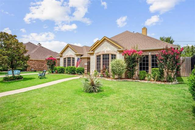 1011 Manchester Drive, Mansfield, TX 76063 (MLS #14635931) :: NewHomePrograms.com
