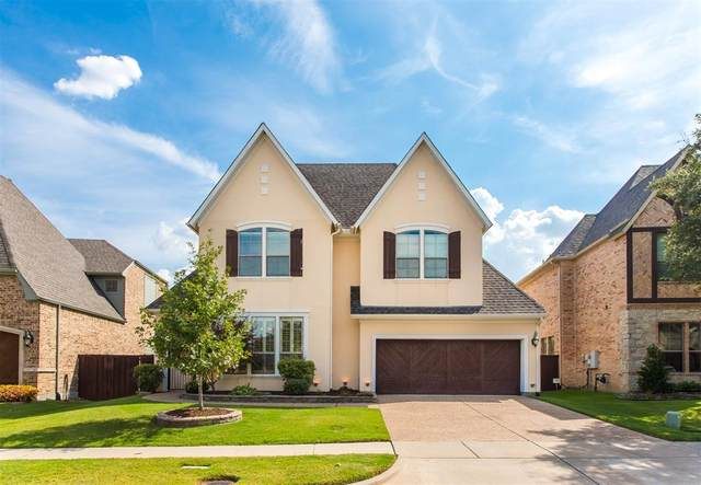 6924 Medallion Drive, Plano, TX 75024 (MLS #14635933) :: Real Estate By Design