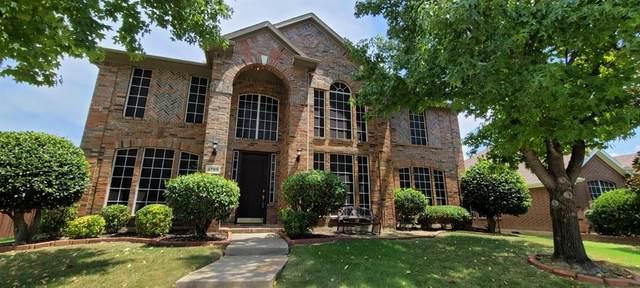 2789 Vista View Drive, Lewisville, TX 75067 (MLS #14635978) :: The Chad Smith Team