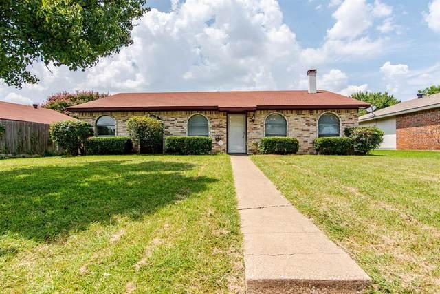 2205 E Crosby Road, Carrollton, TX 75006 (MLS #14635982) :: Real Estate By Design