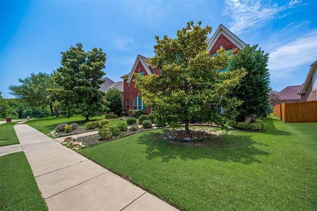 3861 Walnut Ridge Lane, Plano, TX 75074 (MLS #14635985) :: Real Estate By Design
