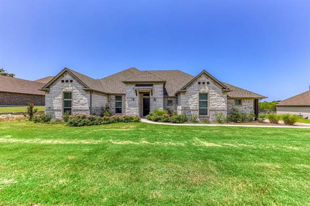 137 Arbor Terrace, Weatherford, TX 76087 (MLS #14635986) :: The Chad Smith Team