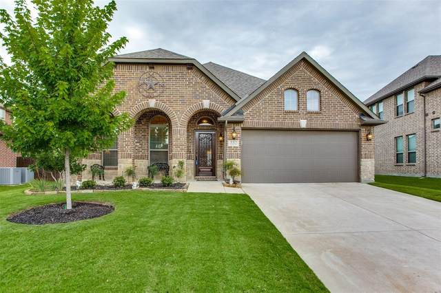 332 Thompson Drive, Van Alstyne, TX 75495 (MLS #14635992) :: Real Estate By Design