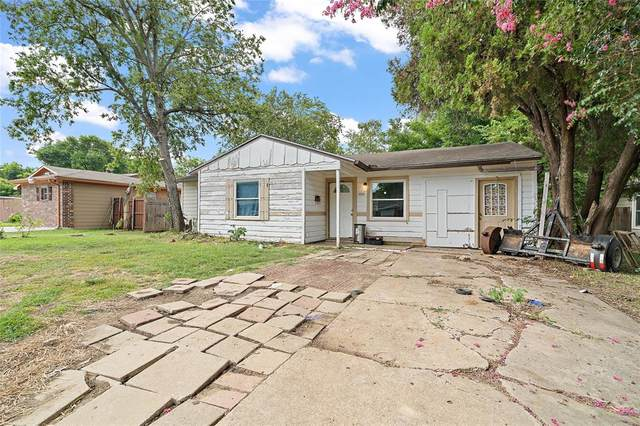 1620 Kent Drive, Arlington, TX 76010 (MLS #14636011) :: Potts Realty Group