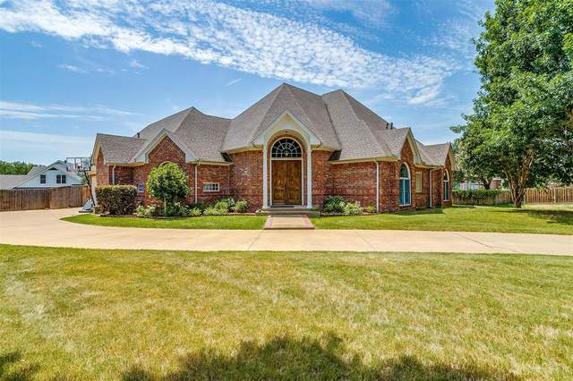 1116 Cottonwood Court, Cleburne, TX 76033 (MLS #14636015) :: The Mauelshagen Group