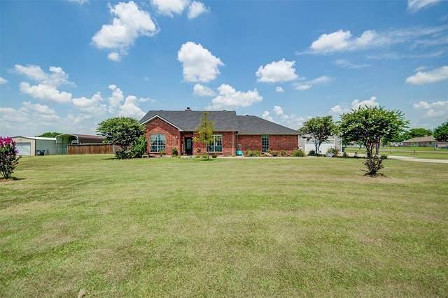 784 Meadowview Circle, Van Alstyne, TX 75495 (MLS #14636021) :: Real Estate By Design