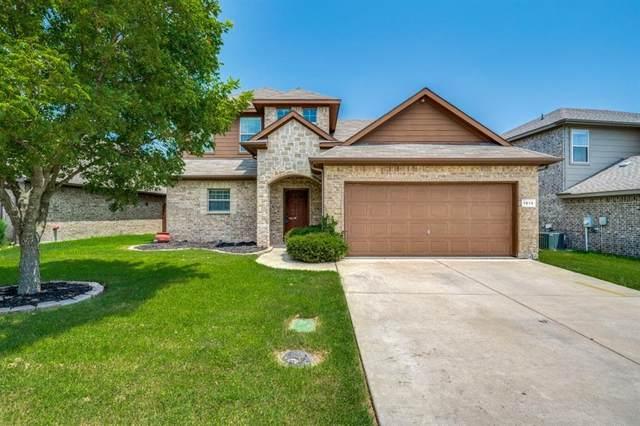 1815 Bersand Avenue, Gainesville, TX 76240 (MLS #14636024) :: The Kimberly Davis Group