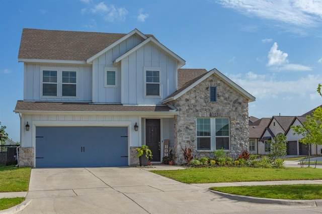 2600 Woodhill Way, Northlake, TX 76247 (MLS #14636025) :: The Mauelshagen Group
