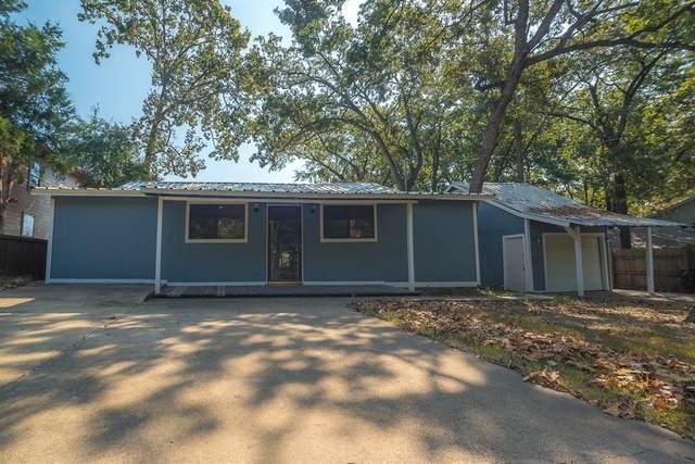 115 Cottonwood Trail, Gun Barrel City, TX 75156 (MLS #14636033) :: Lisa Birdsong Group | Compass