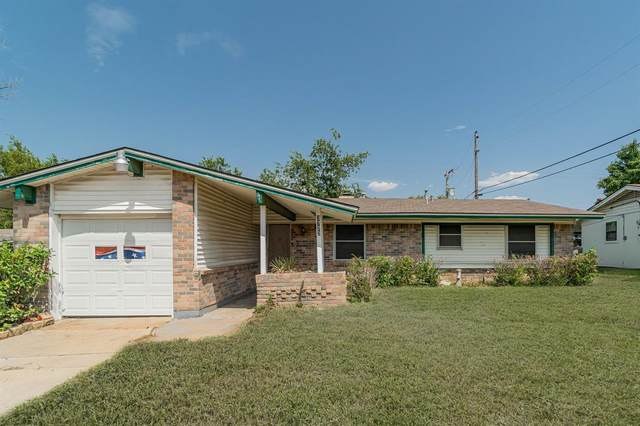 3722 Yellowstone Street, Irving, TX 75062 (MLS #14636046) :: Real Estate By Design