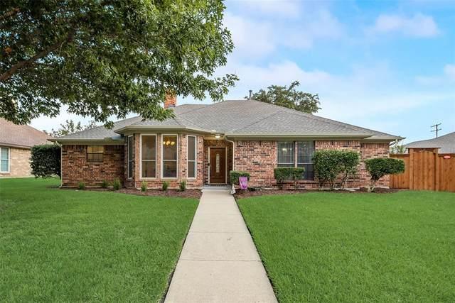 2324 Stone Glen Lane, Carrollton, TX 75007 (MLS #14636056) :: Real Estate By Design