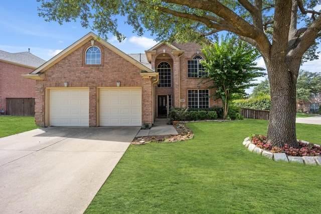4027 Mattise Drive, Flower Mound, TX 75022 (MLS #14636059) :: The Krissy Mireles Team
