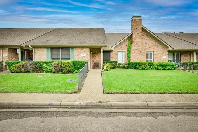 521 Lexington Drive, Corsicana, TX 75110 (MLS #14636074) :: Real Estate By Design