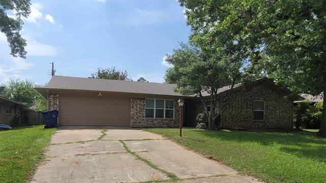 511 Dean Drive, Denison, TX 75020 (MLS #14636087) :: Real Estate By Design