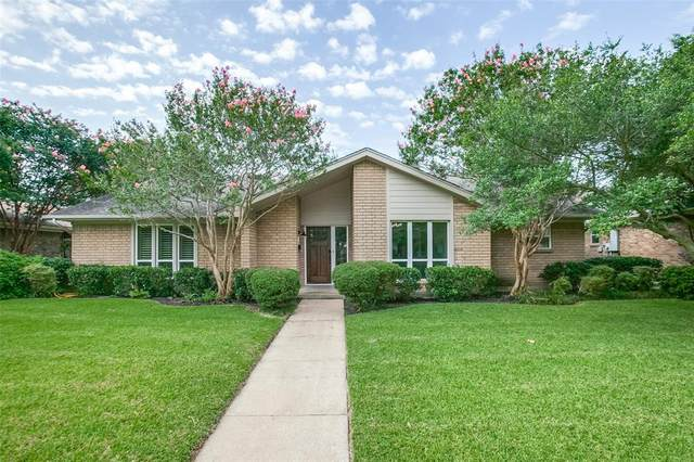 7240 Foxworth Drive, Dallas, TX 75248 (MLS #14636090) :: The Mitchell Group