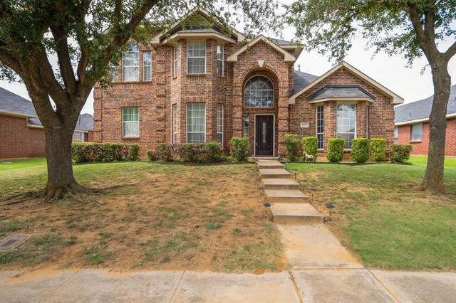 1453 Bobing Drive, Lewisville, TX 75067 (MLS #14636102) :: Real Estate By Design