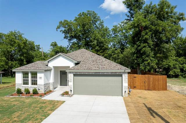 1815 Wright Street, Greenville, TX 75401 (MLS #14636105) :: The Chad Smith Team