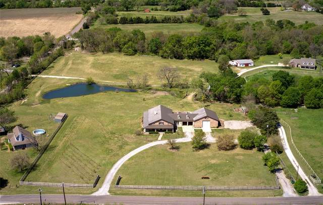 6071 County Road 161, Mckinney, TX 75071 (MLS #14636114) :: The Chad Smith Team