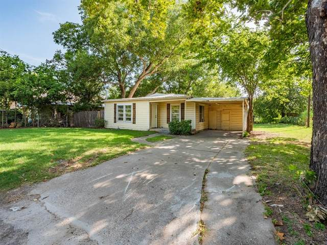 1535 N Bates Street, Stephenville, TX 76401 (MLS #14636124) :: The Good Home Team