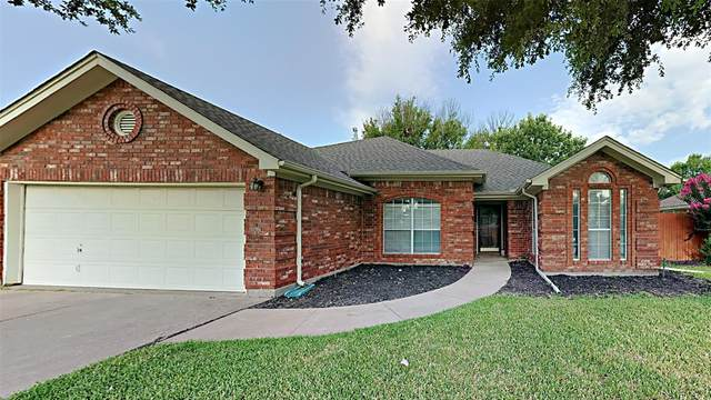 329 College Street S, Keller, TX 76248 (MLS #14636137) :: Real Estate By Design