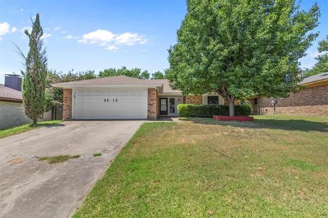 3613 Woodmoor Road, Fort Worth, TX 76133 (MLS #14636163) :: Real Estate By Design