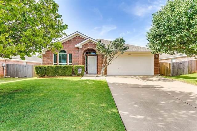 1329 Meadowbrook Lane, Crowley, TX 76036 (MLS #14636164) :: EXIT Realty Elite