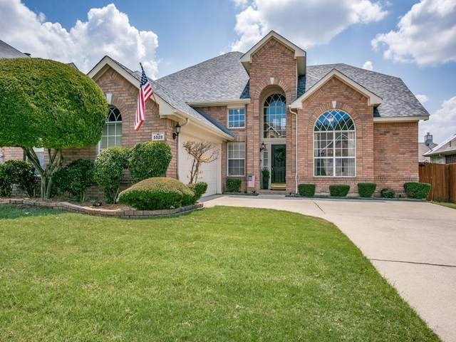 5528 Dunn Hill Drive, Fort Worth, TX 76137 (MLS #14636166) :: Frankie Arthur Real Estate
