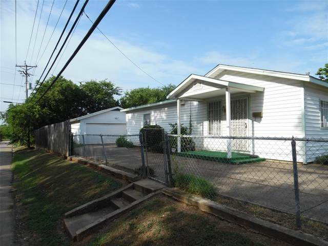 1618 E Harvey Avenue, Fort Worth, TX 76104 (MLS #14636197) :: Real Estate By Design