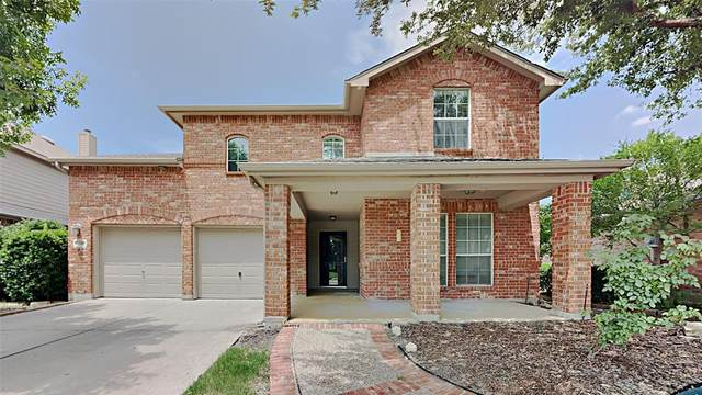316 Oriole Drive, Little Elm, TX 75068 (MLS #14636199) :: The Mitchell Group