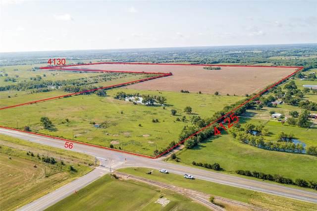 2273 W State Highway 56, Bonham, TX 75418 (MLS #14636200) :: The Mauelshagen Group