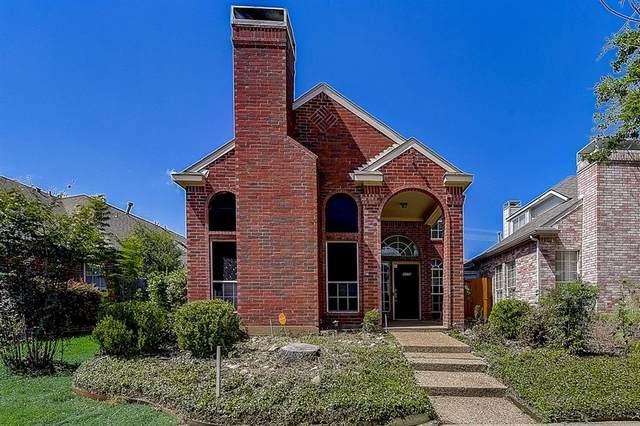 6075 Willow Wood Lane, Dallas, TX 75252 (MLS #14636205) :: The Hornburg Real Estate Group