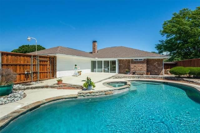 2402 Aspen Street, Richardson, TX 75082 (MLS #14636212) :: The Good Home Team