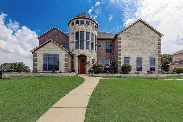 12532 Avondale Ridge Drive, Fort Worth, TX 76179 (MLS #14636213) :: Real Estate By Design