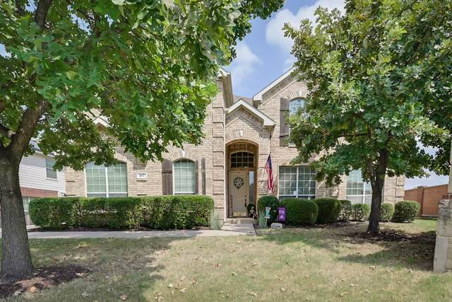 407 Forestridge Drive, Mansfield, TX 76063 (MLS #14636216) :: Front Real Estate Co.
