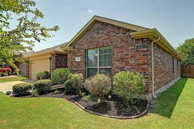 140 Briar Grove Drive, Princeton, TX 75407 (MLS #14636219) :: Real Estate By Design