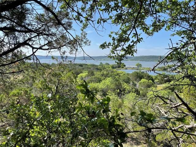 TBD Chapel Road, Possum Kingdom Lake, TX 76450 (MLS #14636220) :: Robbins Real Estate Group
