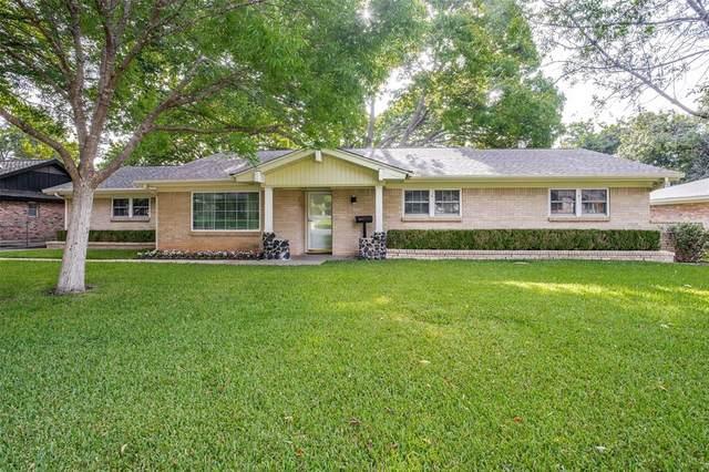 4101 Dawn Drive, Benbrook, TX 76116 (MLS #14636221) :: Real Estate By Design