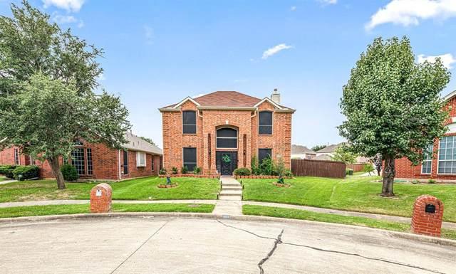 1905 Kerr Court, Carrollton, TX 75010 (MLS #14636226) :: Real Estate By Design