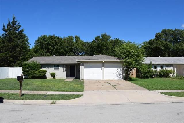 3708 Alexandria, Arlington, TX 76015 (MLS #14636239) :: The Property Guys