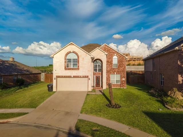 6784 Longhorn Trail, Frisco, TX 75034 (MLS #14636246) :: Real Estate By Design