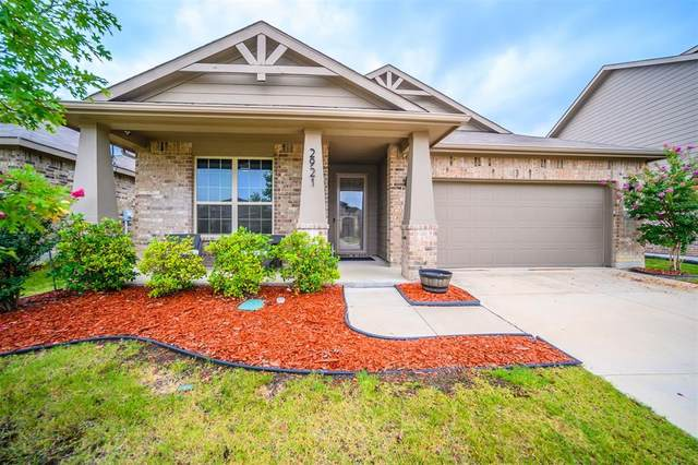 2921 Big Horn Bluff Court, Fort Worth, TX 76108 (MLS #14636249) :: The Chad Smith Team