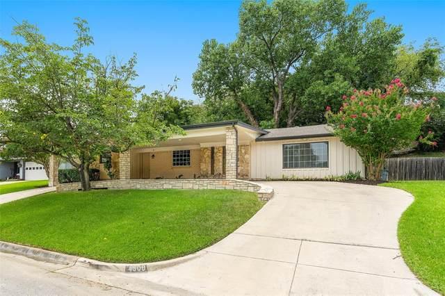 4509 Starlight Drive, Haltom City, TX 76117 (MLS #14636253) :: Real Estate By Design