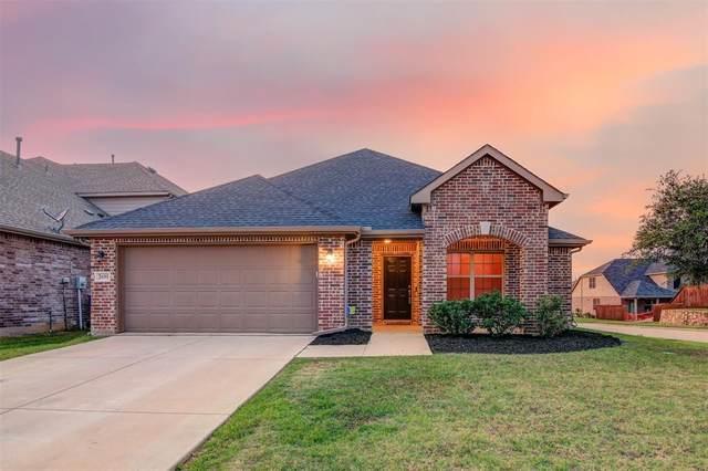 2691 Costa Mesa Drive, Little Elm, TX 75068 (MLS #14636270) :: The Property Guys