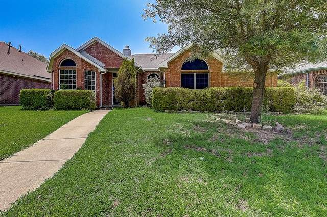 2313 Bent Brook Drive, Mesquite, TX 75181 (MLS #14636276) :: Frankie Arthur Real Estate