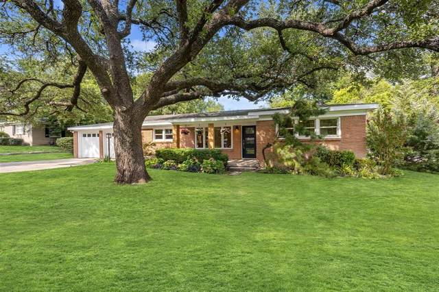 4105 Clayton Road W, Fort Worth, TX 76116 (MLS #14636285) :: The Mitchell Group