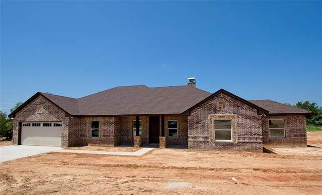 Lot 16 Midway Road, Weatherford, TX 76085 (MLS #14636295) :: Real Estate By Design