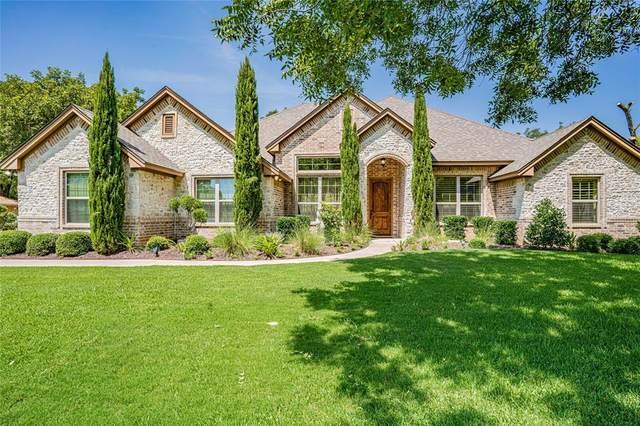 5004 Wedgefield Road, Granbury, TX 76049 (MLS #14636297) :: Real Estate By Design