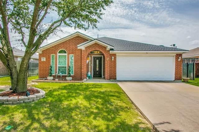 519 Lonestar Park Lane, Ponder, TX 76259 (MLS #14636300) :: Real Estate By Design